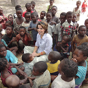 TV News London Works with Save the Children in Mozambique
