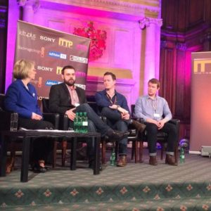 Roz Chairs Second ITTP conference
