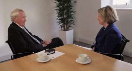 Interview with Lord Heseltine