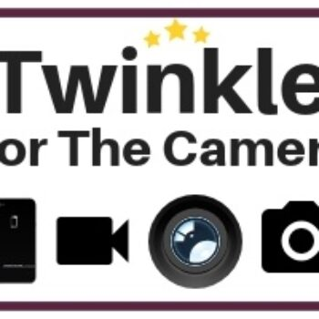 Why you should learn to twinkle for the camera