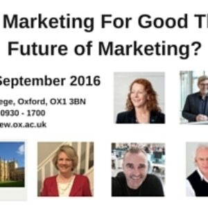 Roz To Chair Top Marketing Conference