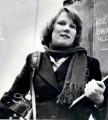 Roz Remembers the Enfield Poltergeist on BBC Radio 4