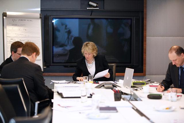 Roz Morris Media Training