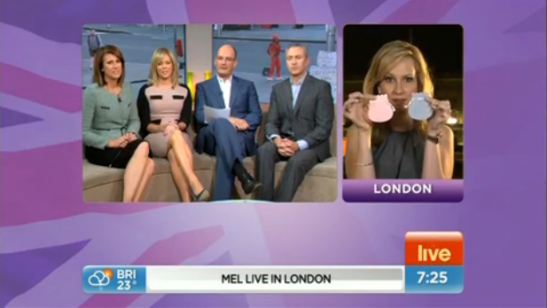 TV News London PR