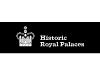 Historic Royal Palaces logo TV News London