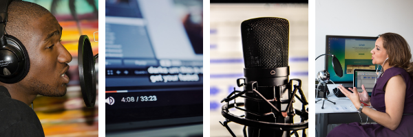 Podcast Interview training