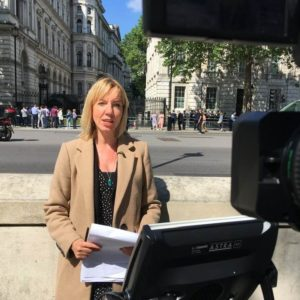 Victoria reports from Downing Street
