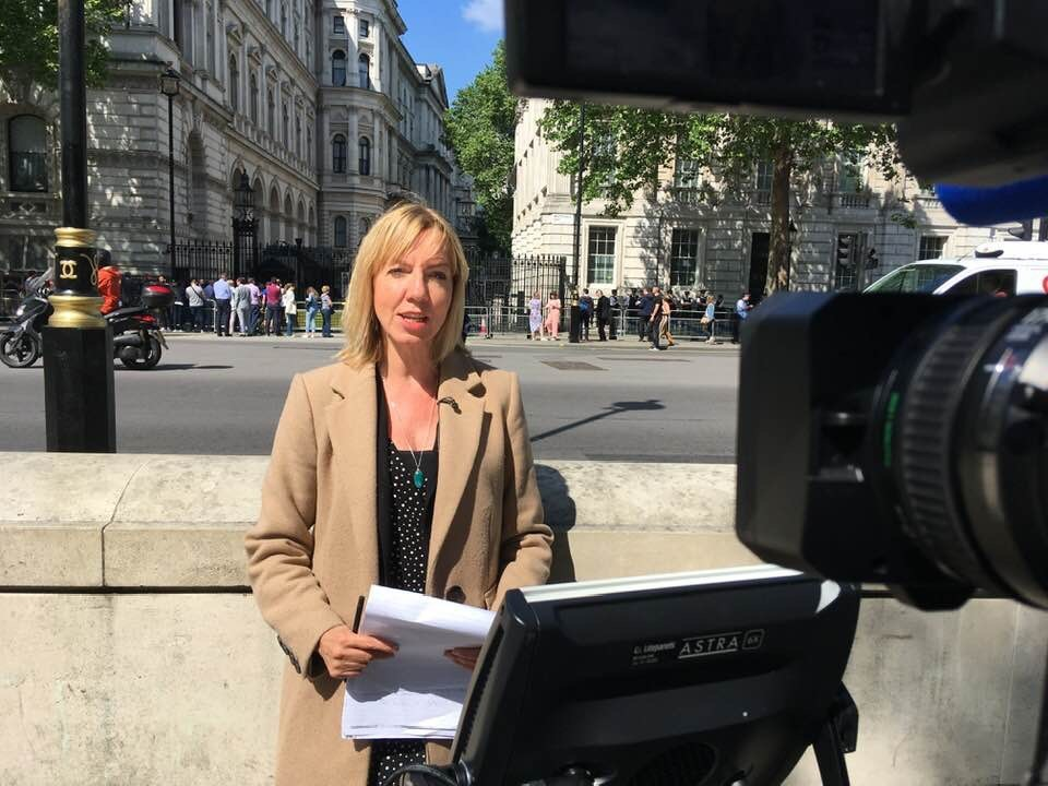 You are currently viewing Victoria reports from Downing Street