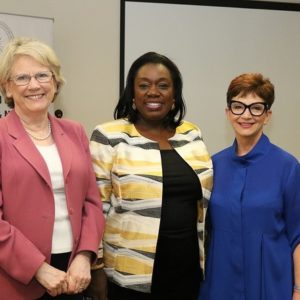 Roz speaks to Global Conference of Women Inventors