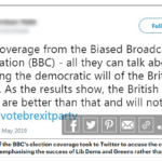 What does the BBC stand for?