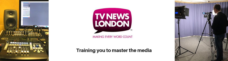 TV News London Media Training London