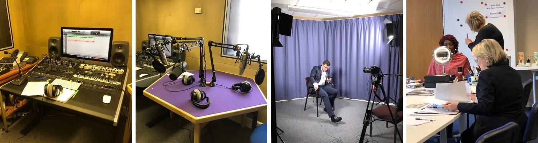 Media Interviews training